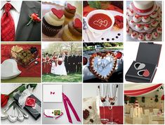 Valentine Wedding Ideas and Decorations | Valentine's Day Wedding Ideas | A Perfect Celebration