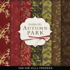 New Freebies Kit of Backgrounds - Autumn Park:Far Far Hill - Free database of digital illustrations and papers Papel Scrapbook, Printable Scrapbook Paper, Printable Paper, Scrapbook Pages, Free Digital Scrapbooking, Digital Scrapbook Paper, Digital Papers, Scrapbooking Freebies, Digital Paper Freebie