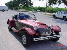 1986 Panther Kallista Panther Car, Used Ford, Antique Cars, Style, Vintage Cars, Swag, Outfits