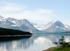 Glacier Nat. Park, Montana USA