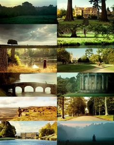 Pride and Prejudice (2005) I love the landscape and of course the film