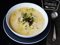 paleo-thai-chicken-soup- This is DELICIOUS, freezes easily in glass jars!