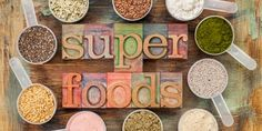 Healthy Space: Super Foods by Selene Carreto from Sin Dietas in Cabo Holistico.
