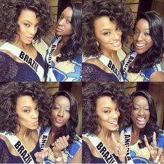 """Miss Brasil, Raissa Santana recorda estádia com a Miss Angola, Luisa Baptista: """"saudades BRANGOLA"""" https://angorussia.com/entretenimento/famosos-celebridades/miss-brasil-raissa-santana-recorda-estadia-miss-angola-luisa-baptista-saudades-brangola/"""
