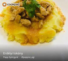 Erdélyi tokány Risotto, Mashed Potatoes, Ethnic Recipes, Food, Whipped Potatoes, Smash Potatoes, Essen, Meals, Yemek