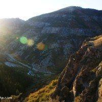 Crimson Trail || Logan, UT || Dirt In My Shoes