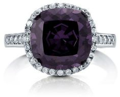 #Berricle                 #ring                     #Cushion #Amethyst #Sterling #Silver #Halo #Cocktail #Ring #4.91 ##r747-AM    Cushion Cut Amethyst CZ 925 Sterling Silver Halo Cocktail Ring 4.91 Ct #r747-AM                                                   http://www.seapai.com/product.aspx?PID=1263240