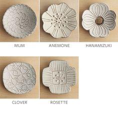 葛西国太郎白マット豆皿/かさいくにたろう Ceramic Pots, Ceramic Flowers, Ceramic Decor, Ceramic Clay, Pottery Pots, Slab Pottery, Ceramic Pottery, Pottery Techniques, Pottery Sculpture