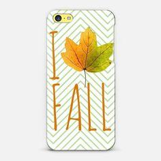 I Love Fall - Classic Snap Phone Case
