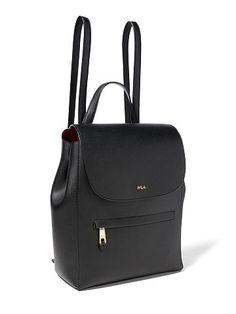 Medium Dryden Leather Backpack - Lauren New Arrivals - RalphLauren.com