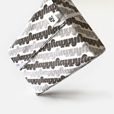 Repeat - A reusable gift wrapped box by 82 Degrees