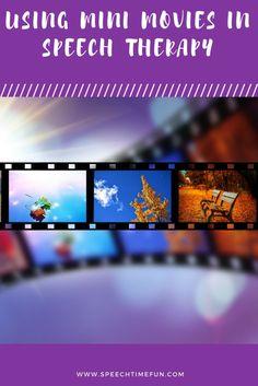 Using mini movies in