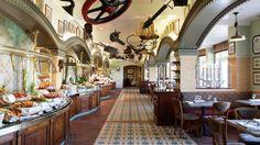 Inventions | Disneyland Paris Restaurants