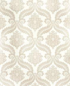 Tetbury Sable Wallpaper