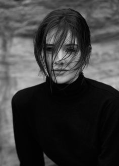 Model: María Larrea Photo: Javier Somavilla #fashion #photography #model #beauty #shooting