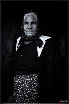 #Portrait of an old woman. #Romania #travel #photography #bw #blackandwhite #phototours #tours #monochrome #people