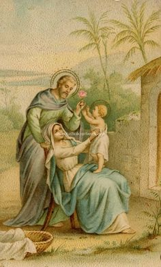 Catholic Artwork - Holy Family Poster Print, $7.99 (http://www.catholic-artwork.com/holy-family-poster-print/)