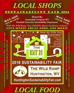 Saturday, May 21, 2016, The Mountaineer Institute for Self-Reliance will be participating in the 2nd Annual Sustainability Fair.  Join us for fire education, fire and water purification demos and more!