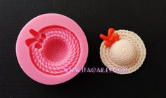 Spring Straw Hat - Silicone Mold