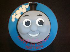 cake recipes best cake recipes easy cake recipes chocolate cake recipes quickly cake Thomas Birthday Cakes, Thomas Cakes, Thomas The Train Birthday Party, 2nd Birthday, Birthday Ideas, Thomas Tank Engine Cake, Thomas The Tank Cake, Character Cakes, Best Cake Recipes