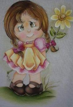 Linda pintura by fay