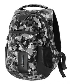 Ghostek NRGbag Series Computer Laptop Messenger Backpack Book Bag Power...  (eBay Link 202bc907472df