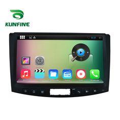Android5.1 Quad Core Car Stereo DVD Player GPS Navigation For VW Magotan Deckles #Kunfine