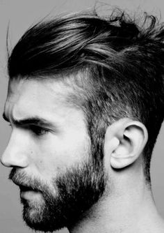 andre hamann. Pilot haircut + beard = marriage material.
