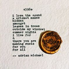 Blinking Cursor Series No. 398 #adrianmichael #typewriter #poetry #quotes