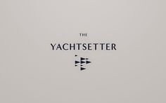 Good design makes me happy: Project Love: The Yachtsetter