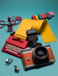 papercraft photography by John Short (via .uk)Cool papercraft photography by John Short (via . 3d Paper, Paper Toys, Origami Paper, Paper Cutting, Architecture Origami, Paper Engineering, Paper Illustration, Paper Artwork, Paper Folding