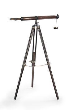 Tripod Lamp, Telescope, Lighting, Home Decor, Decoration Home, Light Fixtures, Room Decor, Lights, Lightning