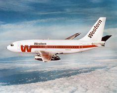WAL Boeing 737-200 | by slap757