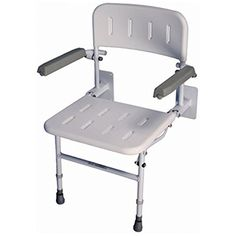 Solo Fold Up Seat with Back and Arms *** Details on product can be viewed by clicking the VISIT button