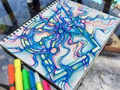 #Нейрографика #ИнструкторНейрографики #AlyaLevina  Работа участника курса: Инструкторский курс #2.  Автор работы: Alya Levina  Наши курсы: http://www.neurograff.com/algoritm-3