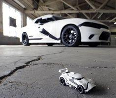 Uber Star Wars First Order Stormtrooper Vehicle – Fubiz Media