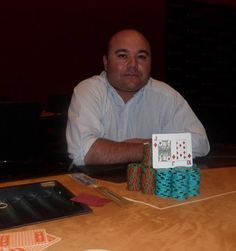 Daniel Larizzate se llevó el Tuesday Poker City del 12/11