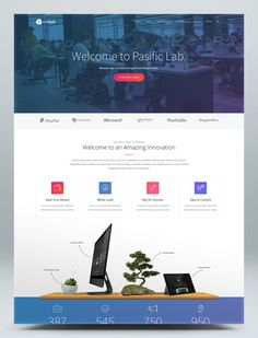 Multipurpose HTML5 Website Template Html Website Templates, Evernote, Save Your Money, Innovation, Design