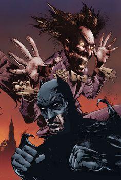 Batman: Arkham City Endgame •Jason Shawn Alexander
