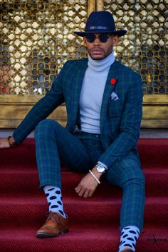 BLACK FASHION - JUSTO, 24, ATL  Submitted by: JUSTO / IG:...