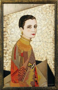 """Madame Agnès"" by Jean Dunan France 1927"