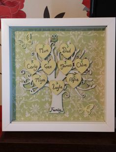 Handmade-personalised-wooden-family-tree-box-frame-shadow-box-gift-mothers-day
