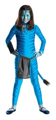 Dress up as Neytiri in this girls Avatar costume. Avatar Costumes, Buy Costumes, Costume Shop, Girl Costumes, Halloween Costumes, Costume Ideas, Space Costumes, Disney Costumes, Halloween 2018