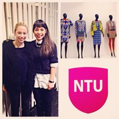 Andie, from our Talent Resources team, visited Nottingham Trent University today meeting with fantastic textiles students & speaking about our International Internship program! And, she was joined by Jessica, a past International Intern for LOFT Embellishment/Embroidery! @trentuni #University #UnitedKingdom #International #Internship #ANNINCTalentInsider #BFFTrends