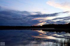 Auringonlasku - Alavus © Marjut Hakkola, 2014