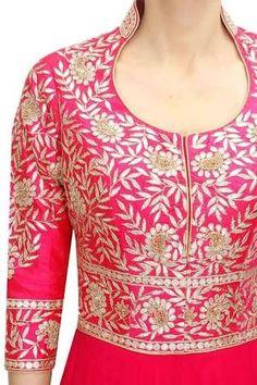 Image result for collar neck designs for cotton dresses