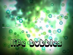 Life Bubbles - http://www.123freebrushes.com/life-bubbles/