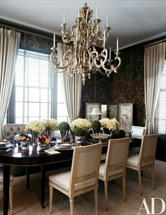 16 Delicious Dining Rooms  Wall Sconces Champagne And Chandeliers New The Dining Rooms Inspiration