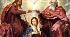 Por lo tanto, en un lenguaje más comprensible, podemos decir que es la imagen final de lo que seremos los cristianos. que amamos y seguimos a Jesús, al final de los tiempos.  Estaremos glorificados como María, criatura como nosotros que goza ya de la glorificación del Cristo-Dios.