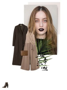 """Within"" by untamedrose ❤ liked on Polyvore featuring CÉLINE, Tome, Haider Ackermann, Maison Margiela and Valextra"